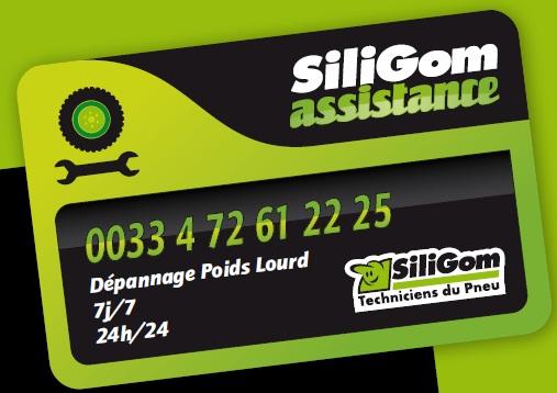 carte Siligom Assistance